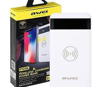 Внешний аккумулятор Awei P55K 10000 mAh