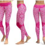 Штаны для фитнеса и йоги LI-FI Art-1819